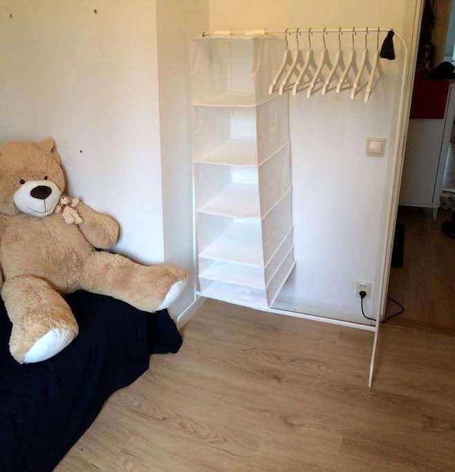 Mysigt rum med plats för två! - Ulricehamn  - Appartement