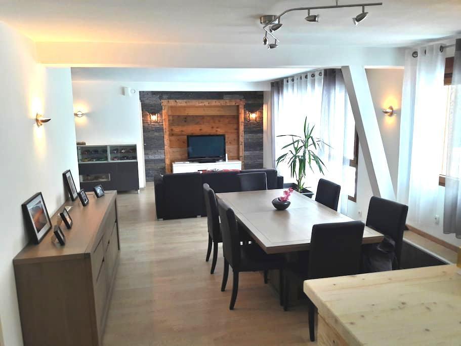 Spacieux appartement pour vos vacances en Alsace - Soultzeren - 公寓