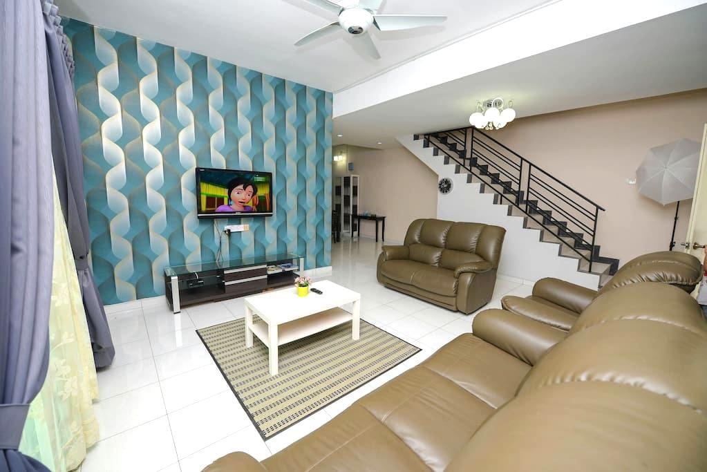 Perdana Suites @ Ipoh - Tanjung Rambutan - บ้าน