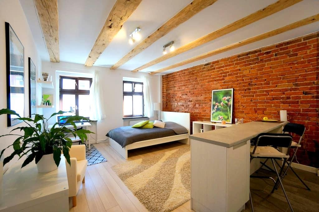 Truly stunning studio apartment in Old Town! - Breslau - Wohnung