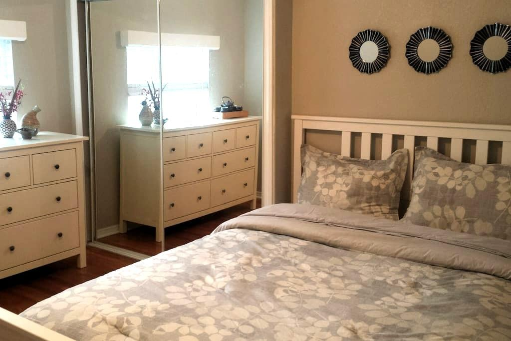 Cozy Bed/Bath located in trendy neighborhood - San Diego - Apartment