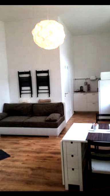 Flat im Herzen der Münsteranercity  - Münster - Apartamento