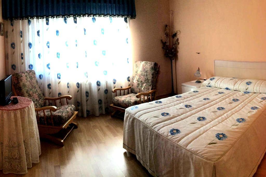 Habitación Suite de matrimonio - Parque Coimbra - Dom