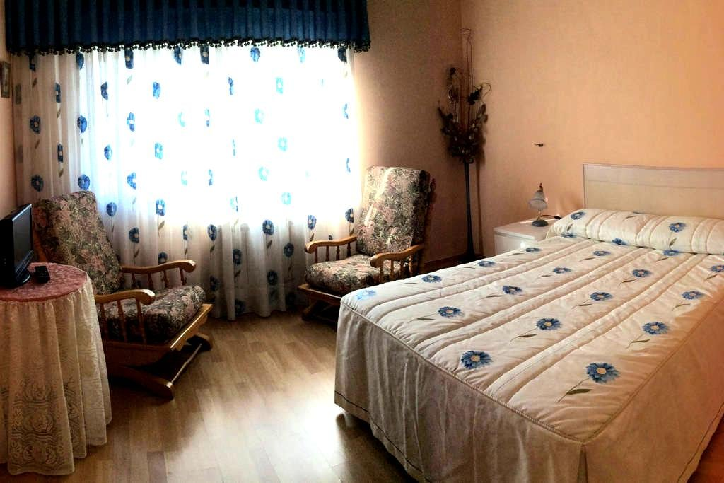 Habitación Suite de matrimonio - Parque Coimbra - Rumah