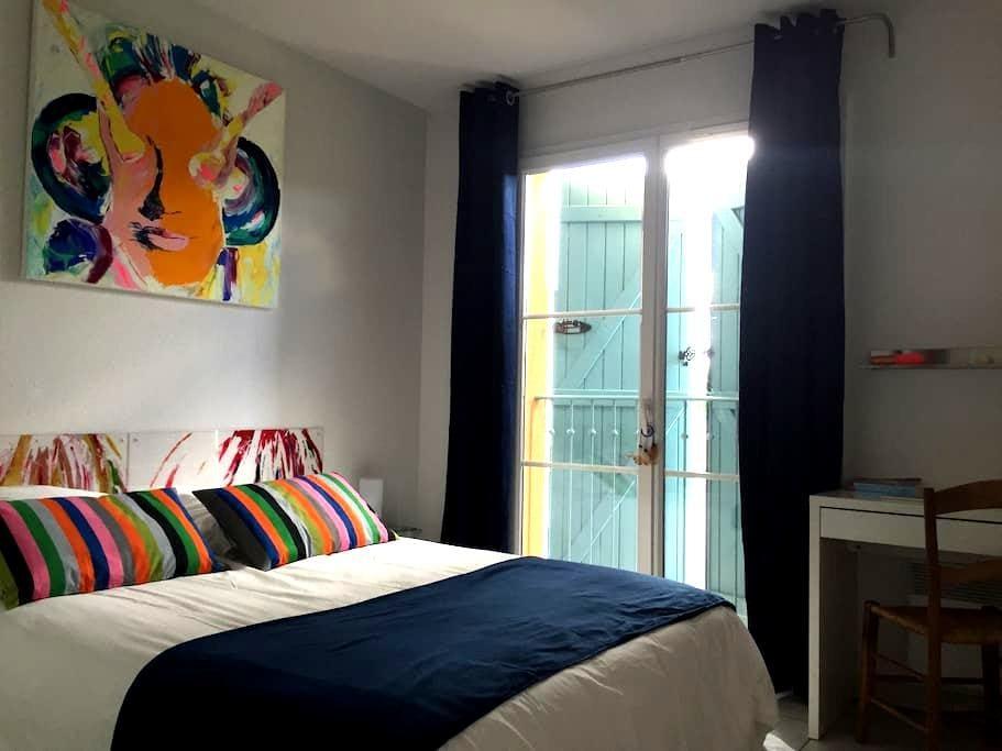 Chambre dans maison d'artiste - Cornebarrieu - Inap sarapan