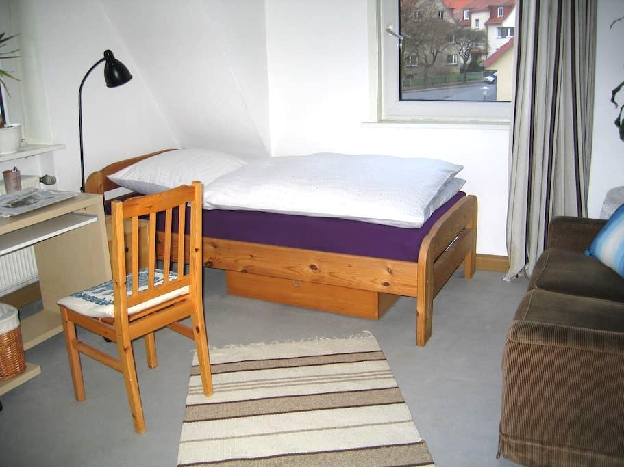 Ruhiges, helles Zimmer, Ostviertel - Göttingen - Appartement
