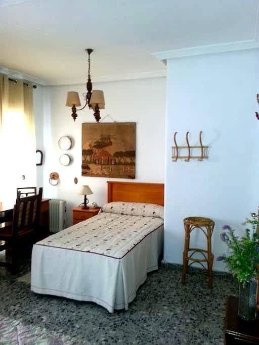 Alquiler de habitación doble  en Almendralejo . - Almendralejo - บ้าน