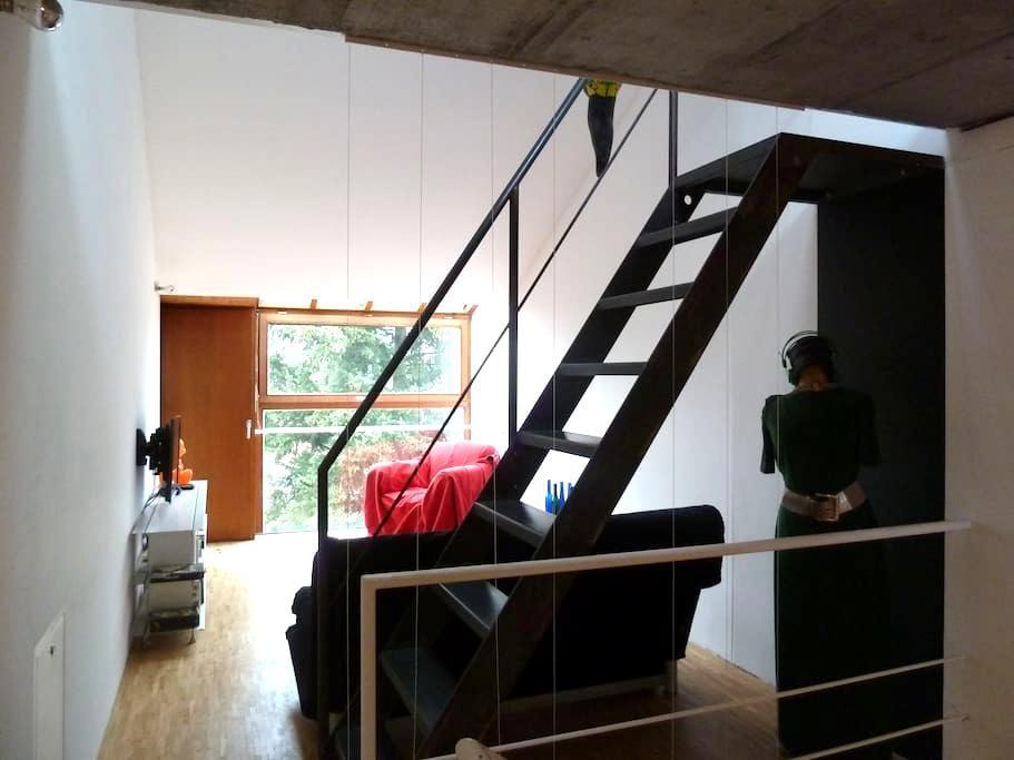 "a ""Dream of Space"" over Darmstadt - Darmstadt - Apto. en complejo residencial"