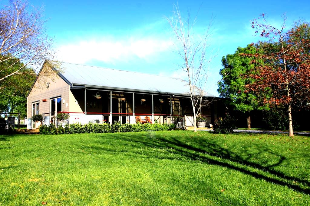 Farm Stay in heart of Wine Country - Rowella - Haus