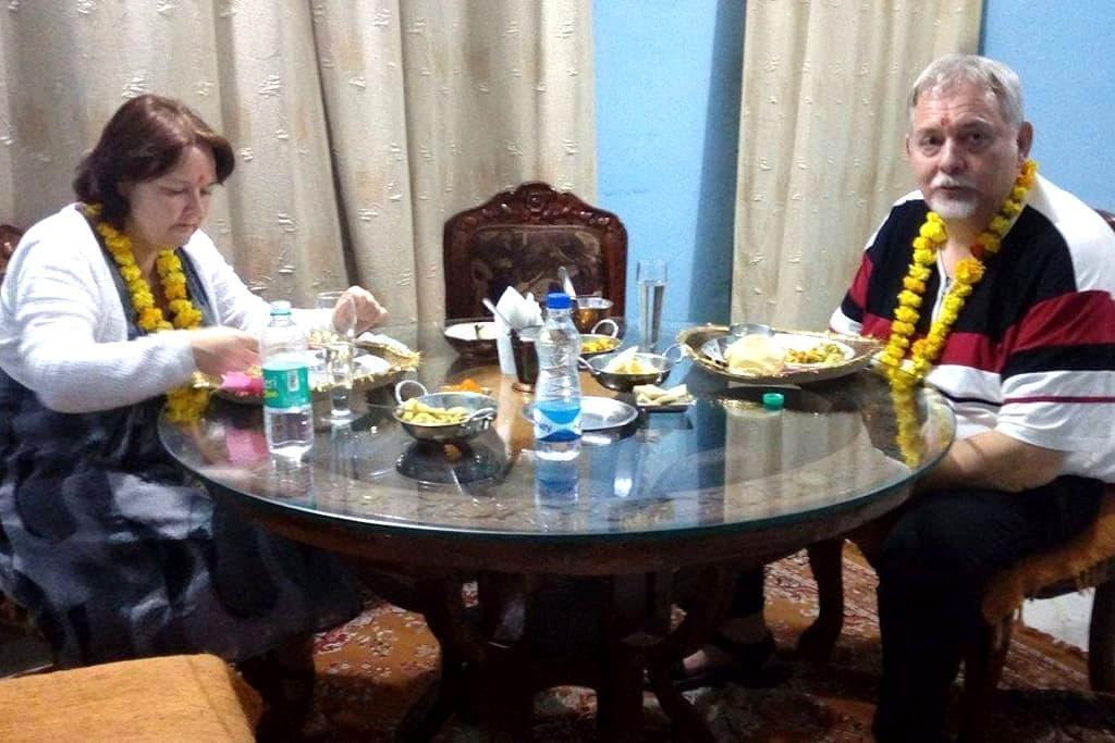 Real Home stay (Near Taj Mahal) - Agra - Bed & Breakfast