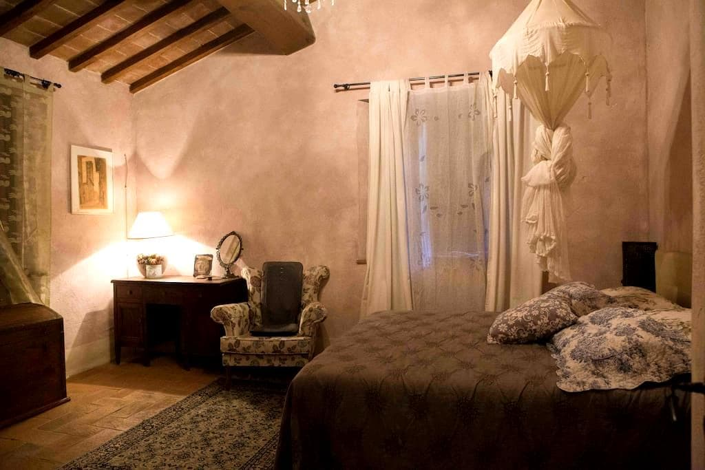 B&B Fattoria La Parita - Suite in campagna Toscana - Ruscello - Bed & Breakfast