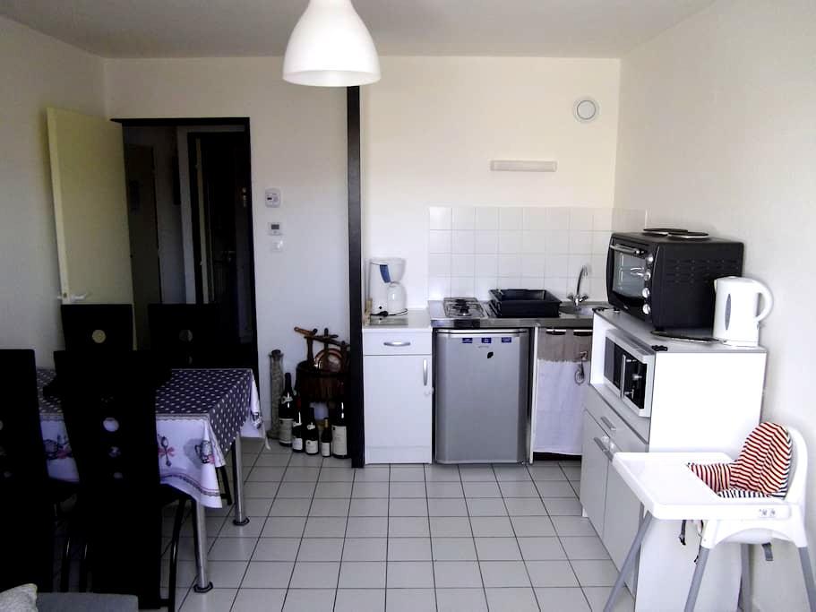 le bourguignon - Beaune - Apartamento