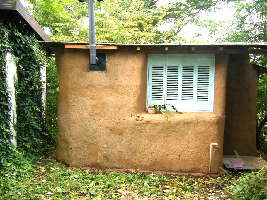 Straw Bale House, Earth Friendly  - Komoro
