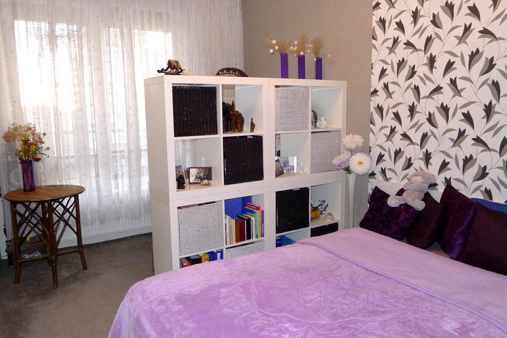 Private Bedroom in Stodulky, Prague - Prága