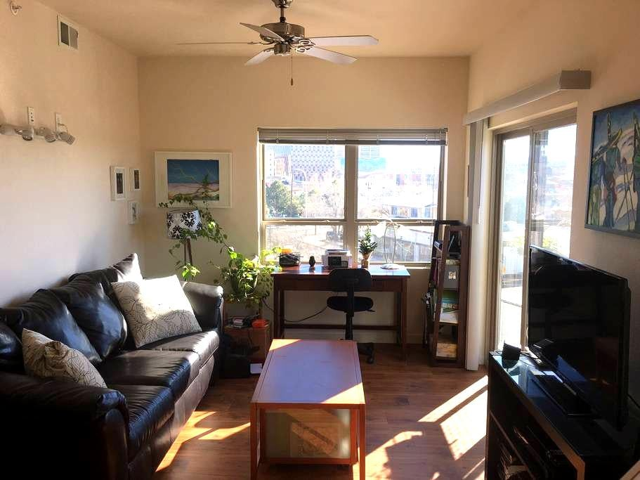 The Heart of Downtown Albuquerque - Albuquerque - Appartement