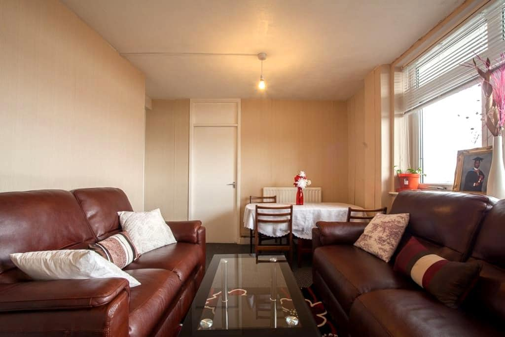 A perfect Home away from home - Manchester - Leilighet