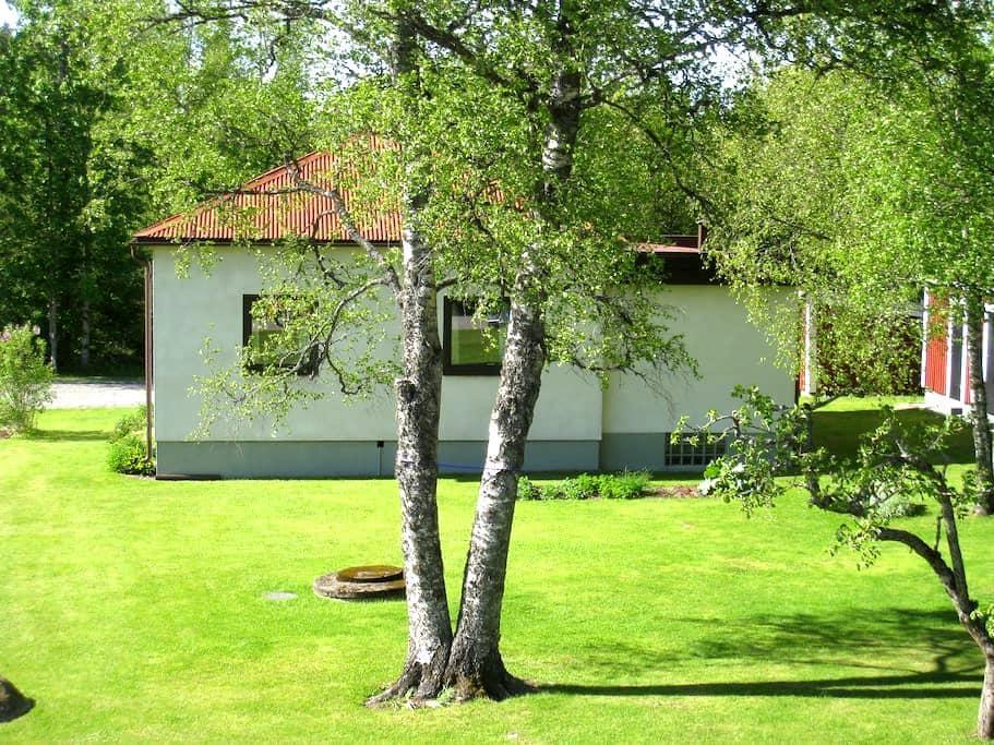 Småland- Trevligt hus nära skogen - Stockaryd - Huis