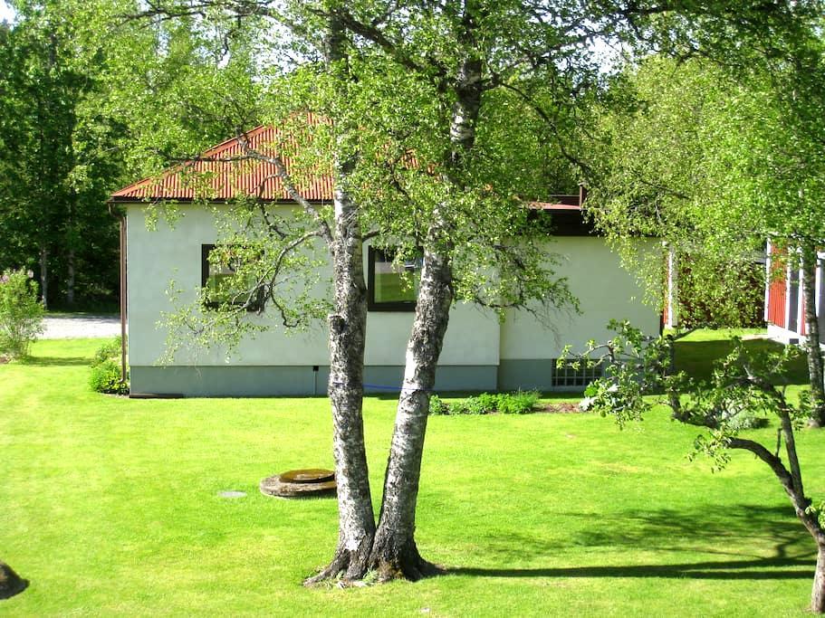 Småland- Trevligt hus nära skogen - Stockaryd - House