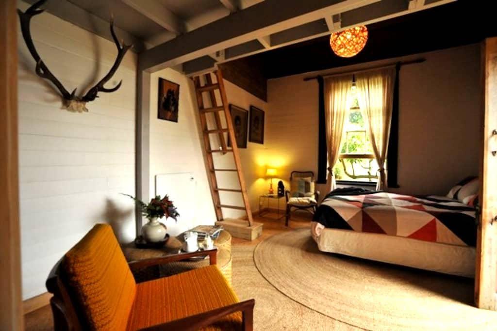 Miner's Cabin - Paeroa - Apartment