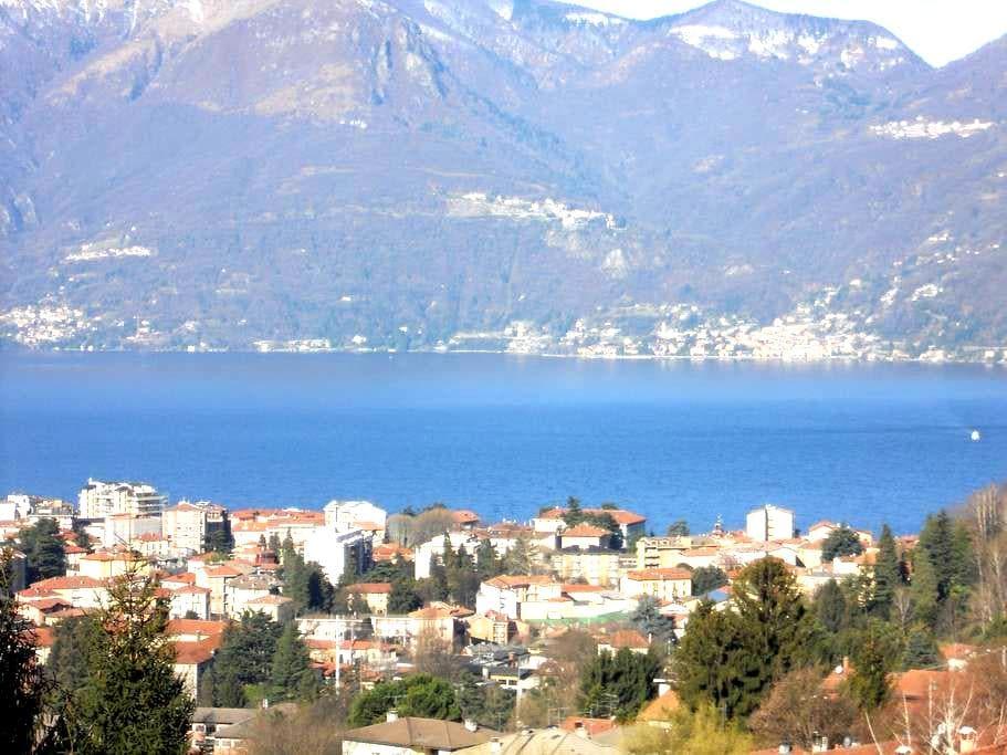 """""""Belvedere""""  - La Casetta dei Sette Laghi - Luino"""