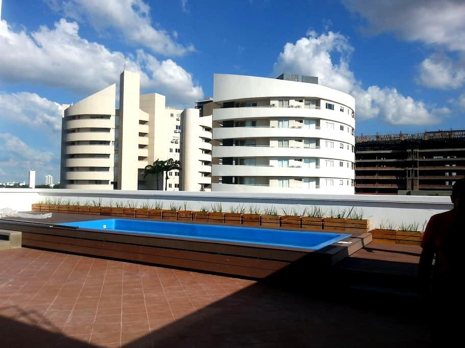 BRAND NEW STUDIO APARTMENT/SMART STUDIO NUEVECITO - Santa Cruz de la Sierra - Condominium
