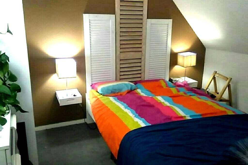 Location chambre dans un appartement sur Berck - Berck