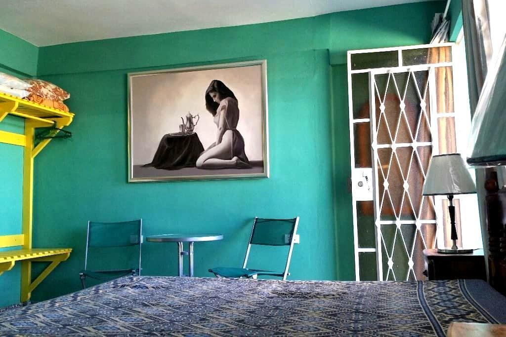 Hostal Sr. Handy Santalla - Habitación 1 - Pinar del Río - Vandrarhem
