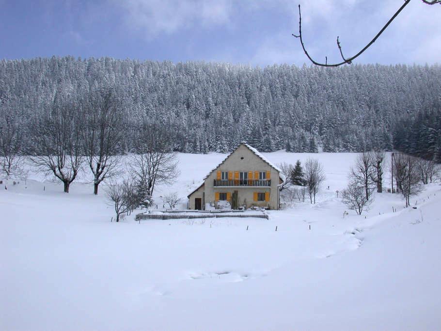 ferme ancienne du Vercors, calme - Villard-de-Lans - Apartemen