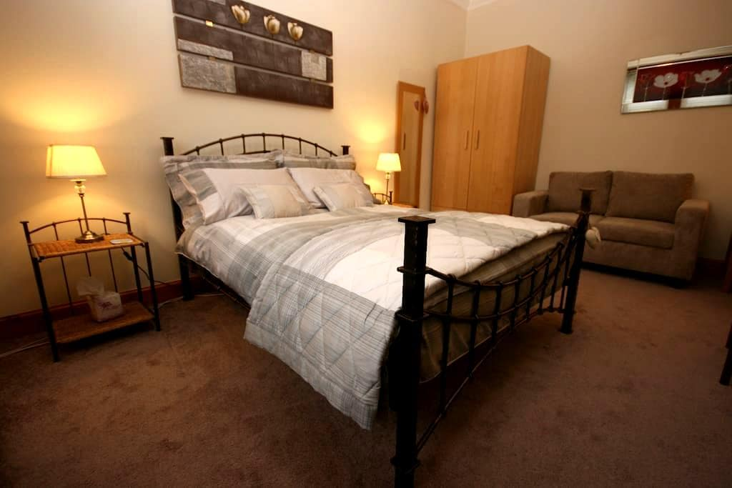 Four Star B&B in Aberfoyle - Aberfoyle - Bed & Breakfast