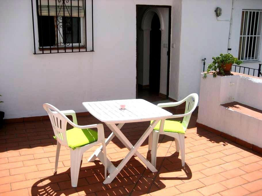 Ático, centro de Jerez, junto a Teatro Villamarta. - Jerez de la Frontera - Wohnung