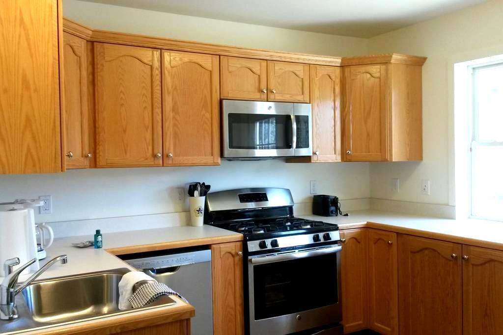Country Convenient 2, 2bd townhouse - Prattsville - Casa adossada
