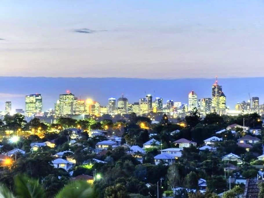City Views - Brand New Apartment near CBD - 3Bed - Moorooka - Appartement