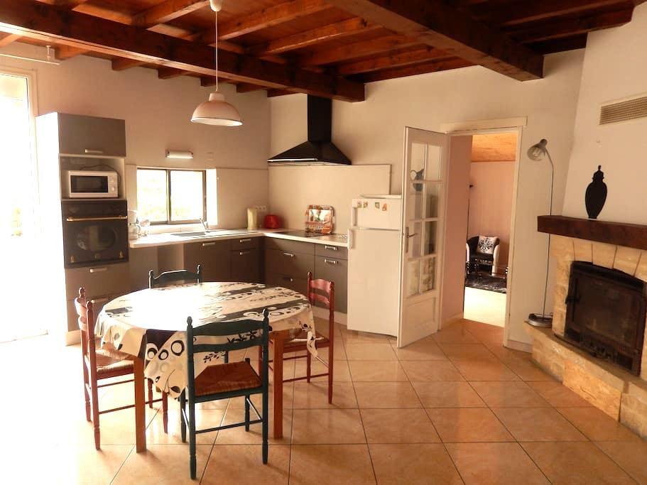 Bel appartement indépendant - Auch - Wohnung