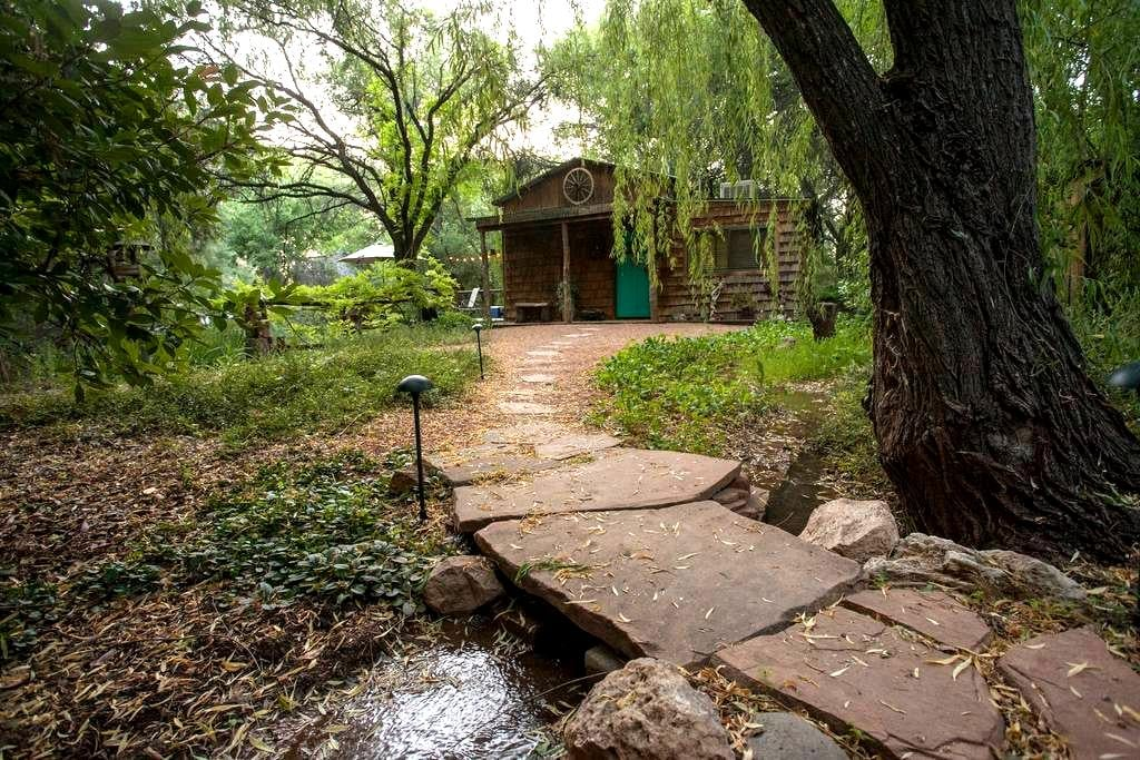 Birder's Paradise at Willowbrook - Camp Verde - Zomerhuis/Cottage