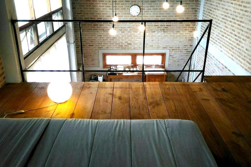 Art farm studio (S1) - ตำบล เวียงเหนือ - Лофт