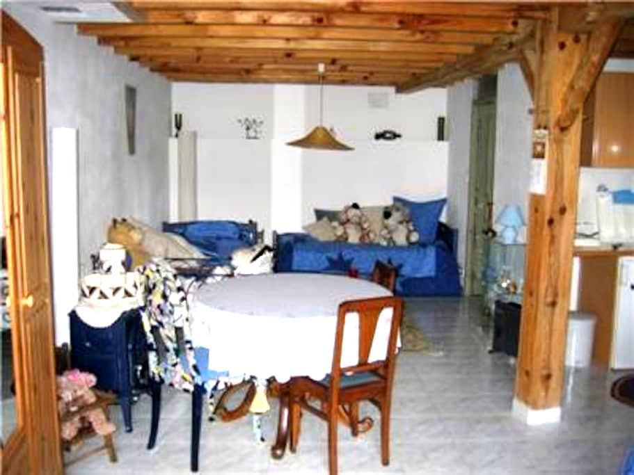 1 Room Flat Le Haou - Saint-Loubouer - Flat