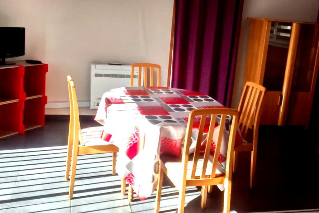 Appartement lumineux à la campagne - Beauvois