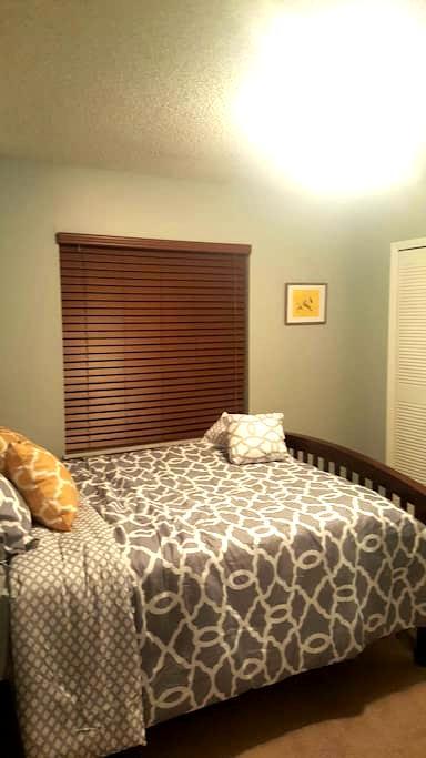 Convenient bedroom in Orlando - Fern Park - Casa