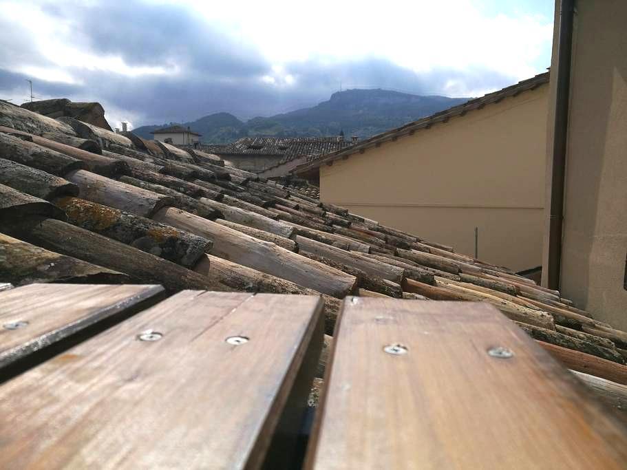 Dimora nel centro storico di Ascoli Piceno - Ascoli Piceno - Apartamento