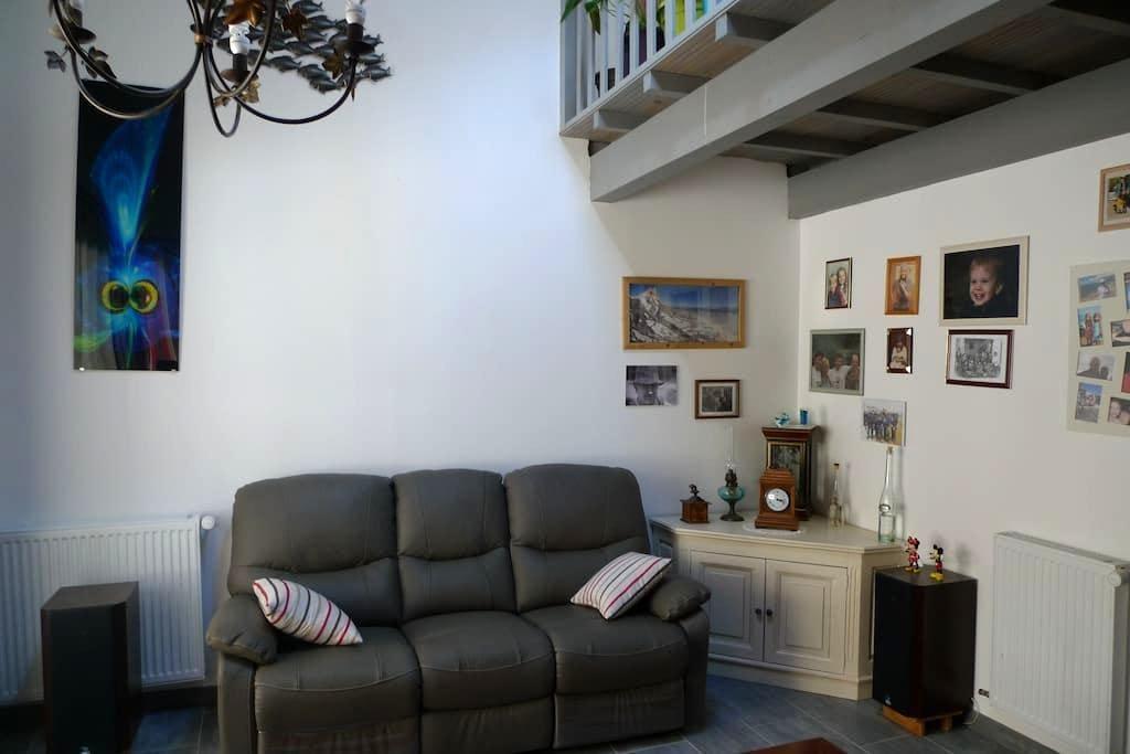 Maison en centre ville - Pierrelatte - Casa adossada