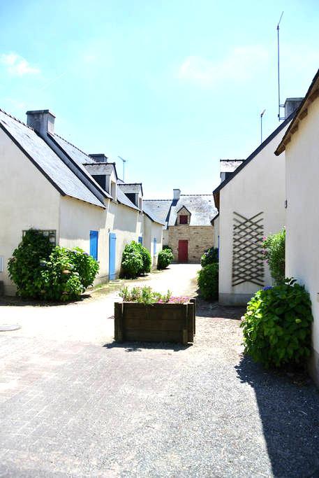 Petite maison , jardin bord de mer - Sarzeau - Σπίτι