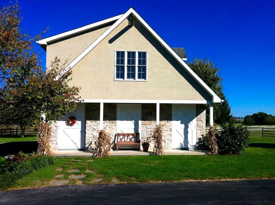 Dream Acres: Carriage House - Ephrata - Loteng