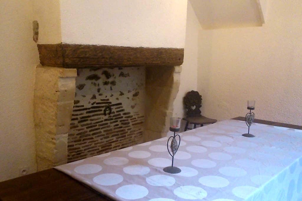 Belle chambre prox gare&château / Room near castle - Blois - Dům