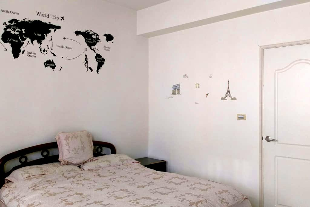 A Quiet Stay in Taichung - Beitun District - บ้าน
