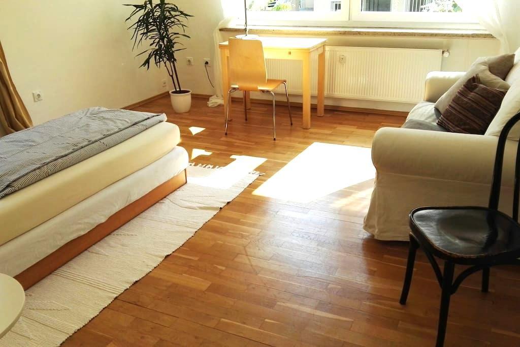 Helles Zimmer 10 Min walk to center&campus - Göttingen - Apartament