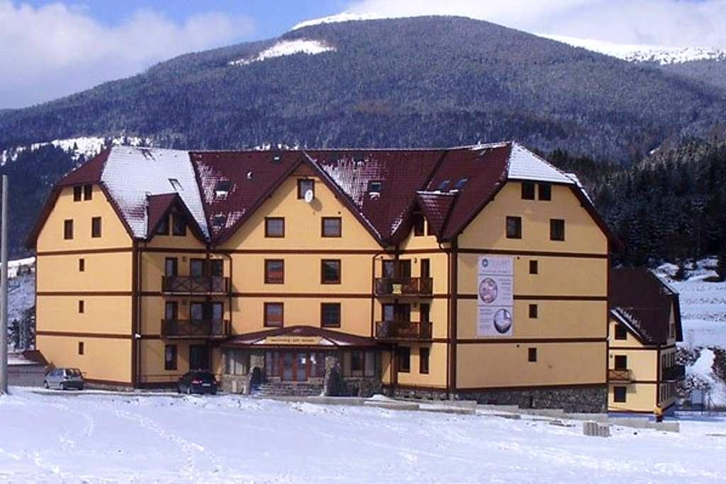 Holiday mountain apartment Slovakia - Telgárt - Appartement