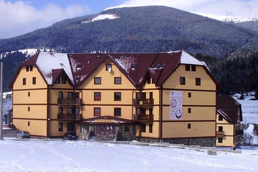 Holiday mountain apartment Slovakia - Telgárt - Byt