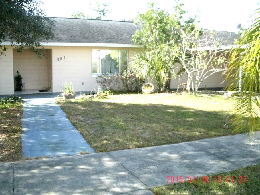 Clean and comfortable in downtown - Sebring