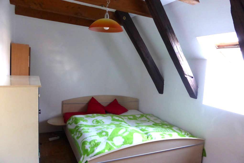 Room in sunny maisonette, free wifi - 格拉茨