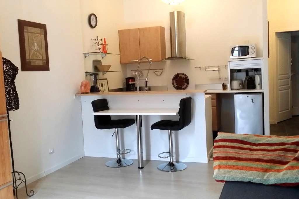 t2 au premier étage (12) - BERGERAC - Apartamento